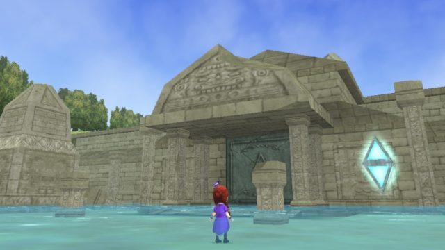 海神の神殿